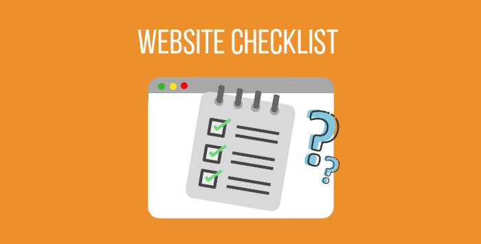 Website checklist: 13 handige tips om je website te optimaliseren